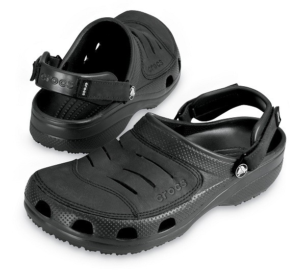 Crocs Yukon Leather Shoes